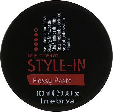 Волокниста паста для укладання - Inebrya Style-In Flossy Paste 100ml