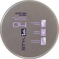 Віск-блиск №4 - ING Professional Styling Glossy Wax 100ml, фото 1
