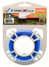 Косильна струна кругла Stihl 1,6 мм х 20 м
