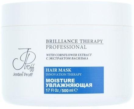 """Маска для волос """"Увлажняющая"""" - Jerden Proff Moisture Hair Mask"""