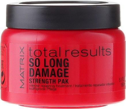 Интенсивная маска для волос - Matrix Total Results So Long Damage Mask 150ml