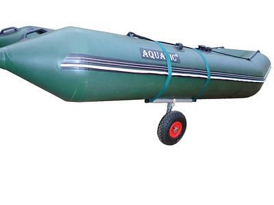 Тележки для надувных лодок