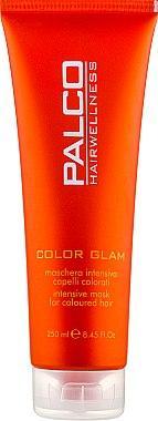Интенсивная маска для окрашенных волос - Palco Professional Color Glem Intensive Mask 250ml