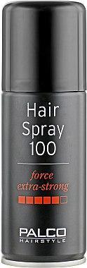 Лак для волос экстра сильной фиксации - Palco Professional Hairstyle Hair Spray Force Extra Strong