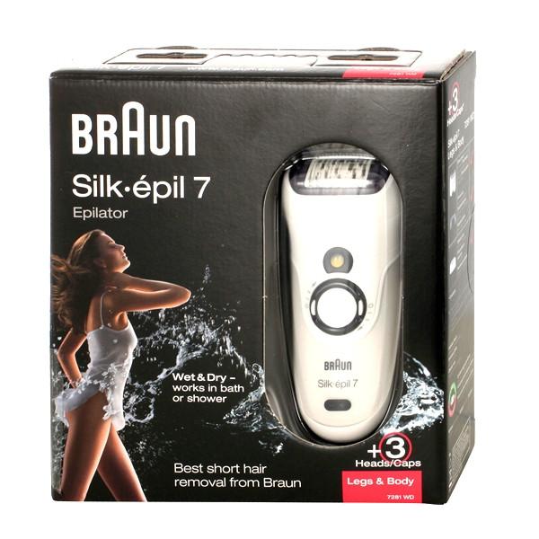 Эпилятор Braun 7281 Silk-epil Xpressive