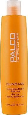 Шампунь солнцезащитный для волос и тела - Palco Professional Suncare Shampoo 300ml