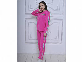 Костюм трикотажный Off-White Dark-pink