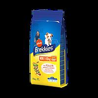 Brekkies Dog Mini 1кг (на вагу) - корм для собак дрібних порід