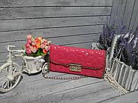 Сумка  кошелек Prada лаковая известный бренд дизайн