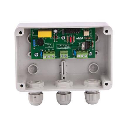 Электронная схема рассеивания тепла ICMA P309 (Италия), фото 2
