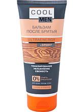 Бальзам після гоління 200 мл Cool Men ULTRAENERGY арт.553
