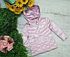 Куртка для девочки осень  весна код 608  размеры на рост от 86 до 110
