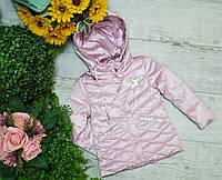 Куртка для девочки осень  весна код 608  размеры на рост от 86 до 110, фото 1
