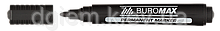Маркер водостійкий чорний BM.8700-01