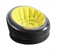 Велюр кресло 66582 ( Жёлтый 66582(Yellow))