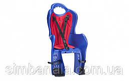 Дитяче велокрісло з кріпленням на багажник Elibas HTP Design, Італія