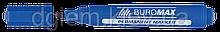 Маркер водостійкий синій BM.8700-02