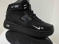 Зимняя обувь, зимние кроссовки женские, зимові кросівки Nike FORCE размер 36, 39, 40 39