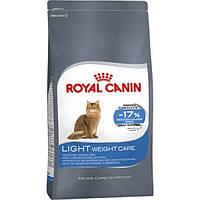 Сухой корм для кошек Royal Canin LIGHT WEIGHT CARE 10 кг