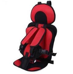 Бескаркасное портативное детское автокресло Baby Car Seat