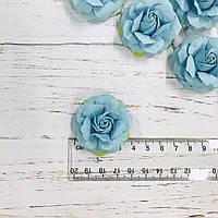Роза голубая ДГ 40-45 мм