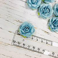 Роза голубая ДГ 30-32 мм, фото 1
