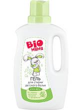 Гель для прання дитячої білизни Алое Віра 1000 мл BIO Няня арт.713