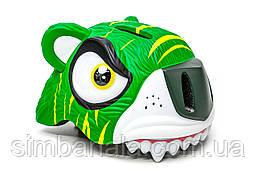 """Шлем велосипедный CIGNA """"Зеленый тигр"""""""