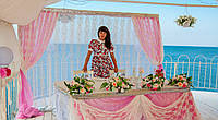 Свадебное оформление в Ялте!