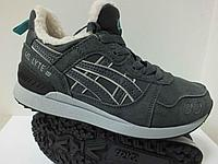 Зимняя обувь, зимние кроссовки женские, зимові кросівки ASICS GEL LYTE размер 37, 38, 39, 41 39