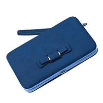 Кошелек Baellerry Pidanlu N1330, синий