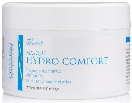 Маска для лица гидро комфорт с коллагеном и морскими минералами - La Grace Hydro Comfort Mask 200ml
