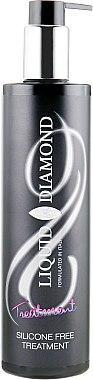 Засіб без силікону для відновлення волосся - Bingo Liquid Diamond Treatment