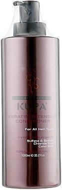 Кондиционер для волос - Bingo Kupa Keratin Intensive Conditioner 1000ml
