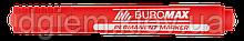 Маркер водостойкий красный BM.8700-05