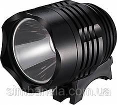 Фонарь пер. BC-FL1458 900lm LED питание 4x18650 Li-on с зарядкой от 220в AL