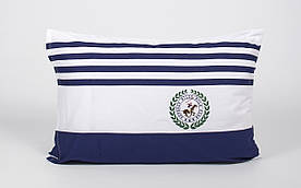 Наволочки Beverly Hills Polo Club - BHPC 003 Dark Blue 50*70 (2 шт)