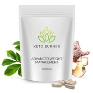 Keto Burner (Кето Бернер) - капсулы для похудения