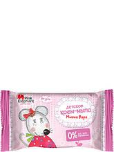 Дитячий крем-мило Мишка Варя 90 г PINK ELEPHANT арт.7470