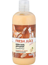 Крем-гель для душа Карамельная груша 500 мл Fresh Juice арт.7538