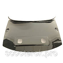 Пластик задняя стыковочная часть Viper Storm 50/125/150 куб. (над фонарем)