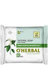 Натуральне мило з екстрактом неролі і білою глиною 100 г O Herbal арт.3563