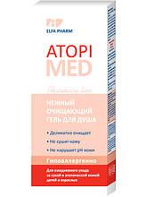 М'який очищаючий гель для душу 150 мл Elfa Pharm Atopi Med арт.3440