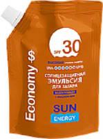 Эмульсия для загара SPF 30 дой-пак 200 мл Sun Energy арт.6920