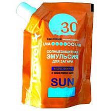 Эмульсия для загара SPF 30 дой-пак Travel 90 мл Sun Energy арт.6913