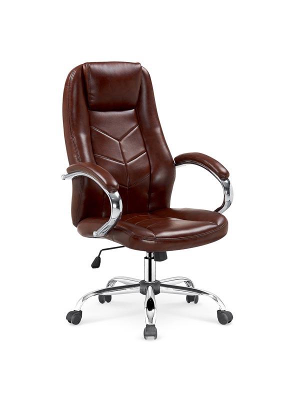 Крісло комп'ютерне CODY коричневий (Halmar)
