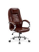 Кресло компьютерное CODY коричневый (Halmar)