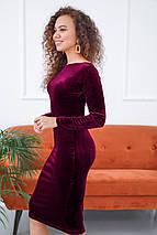 "Платье из бархата ""Prestige"", фото 3"