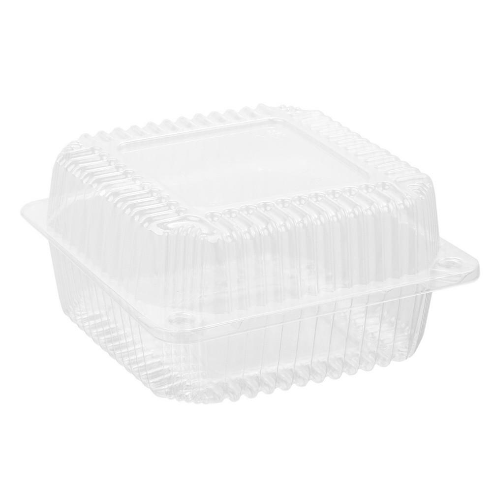 Ємність контейнер SL20 D новинка (550шт.) з кришкою 13,2*13,2*7,8 см 950мл