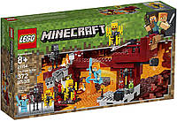Lego Minecraft Пылающий Мост Ифрита (21154)